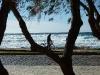 Heute ist das Meer stürmisch