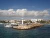 Agia Napa - Hafen