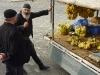 Bnanenverkäufer am Markt