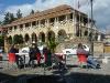 Kolonialbauten am Atatürk-Platz