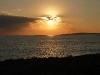 Sonnenuntergang in Agia Napa ... und tschüß !