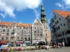 Petrikirche am Rathausplatz