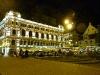 Nächtlicher Livu-Platz