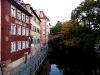 """Auf der """"Unteren Brücke"""" zur Altstadt"""