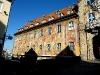 Fassadenmalereien am Alten Rathaus