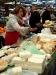 Markt Kleparski - frischer Käse