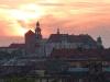 Sonnenuntergang mit Wavel