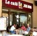 """Mittagessen im Café \""""Jili Bili\"""""""