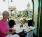 Im Singer-Café