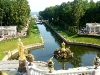Palast von Peterhof, Stichkanal