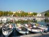 Garda, Seepromenade und Hafen