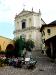 Trattoria Adria unterhalb der Kirche