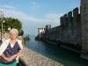Burganlage in Sirmione