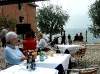 Im Restaurante Porto Vecchio