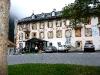 """Hotel \""""Bella Vista\"""" von Gustav Thöni"""
