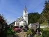 Kath.Kirche in St. Lorenzen
