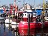 Im Hafen von Niendorf