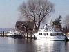 Am Hafen von Niendorf