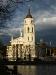 Kathedrale mit Gediminasturm.