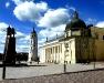 Kathedralen-Platz.