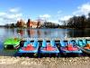 Trakai auf der Insel im Galve-See