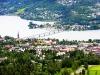 Lillehammer von oben
