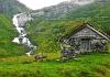 Wasserfall Viekafjell