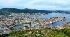 Bergen, Blick vom Floyen
