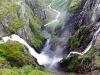 Voringfossen Wasserfall, Hordaland,