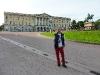 Vor dem königlichen Schloss