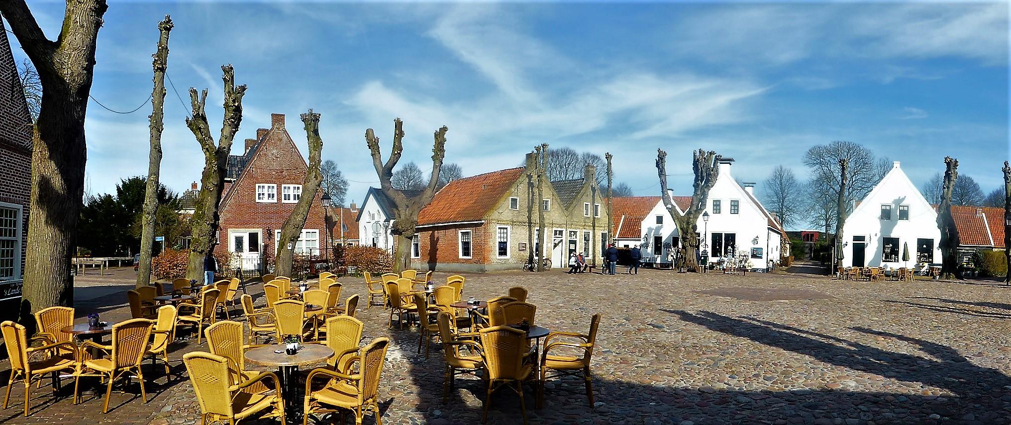 Bourtange in Holland