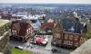 Blick auf Bentheim von der Burg