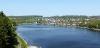 Westl. See und Dorf Günne