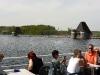 Schiffsfahrt auf dem See