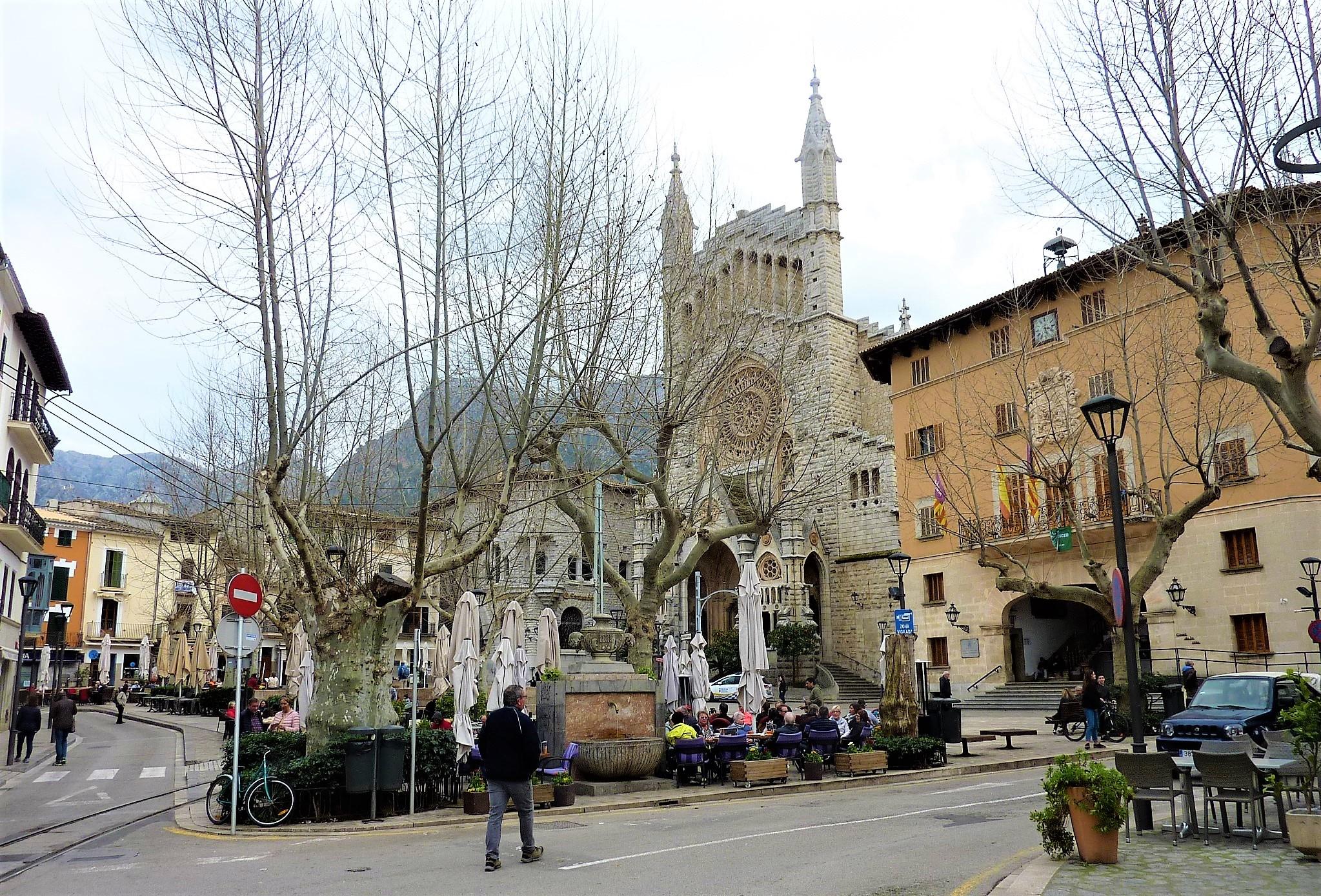 Soller, Kirche Sant Batomeu