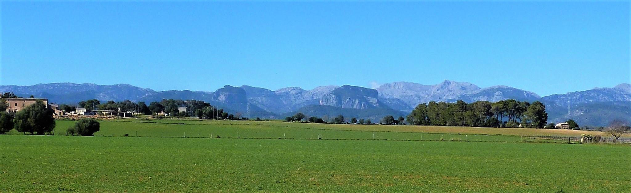 Tramuntana-Gebirge