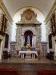 Altar der Kirche in Galilea