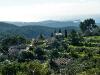 Blick auf Galilea bis zum Meer