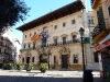 Das Rathaus in Palma ....