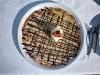 Pfannkuchen mit Schokoguss