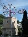 Restaurierte Windmühle