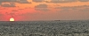 Sonnenaufgang am nächsten Morgen