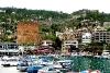 Hafen und Altstadt, Alanya