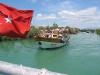 Schiffsfahrt auf dem Manavgat