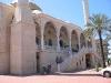 """Aufgang zur """"Großen Moschee"""" in Manavgate"""" Moschee"""