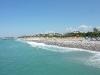 Strand bei Gypsophila