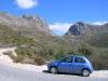 Durch die Berge von Malaga