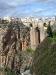 Ronda: Brücke mit Altstadt