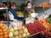 Auf dem Obstmarkt