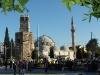 Uhrturm mit Müsselim-Moschee